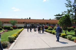 Kilimanjaro Airport Terminal