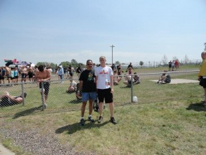 Minnesota Tough Mudder Luke Fostvedt