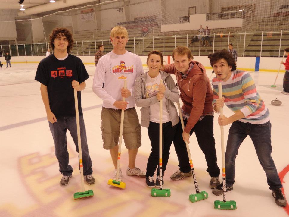 intramural curling