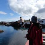 Luke Fostvedt Arctic Plunge