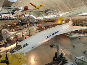 Smithsonian National Air and Space Museum Hangar