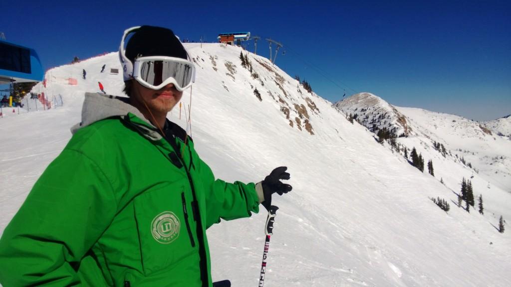 Karl Fostvedt Summit snowbird utah skiing