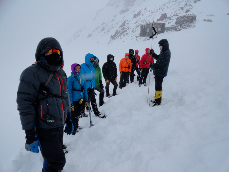 Avalanche Beacon Training